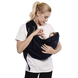 Cuby Blue Baby Sling